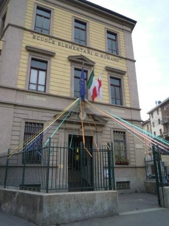 scuola primaria giulio romano