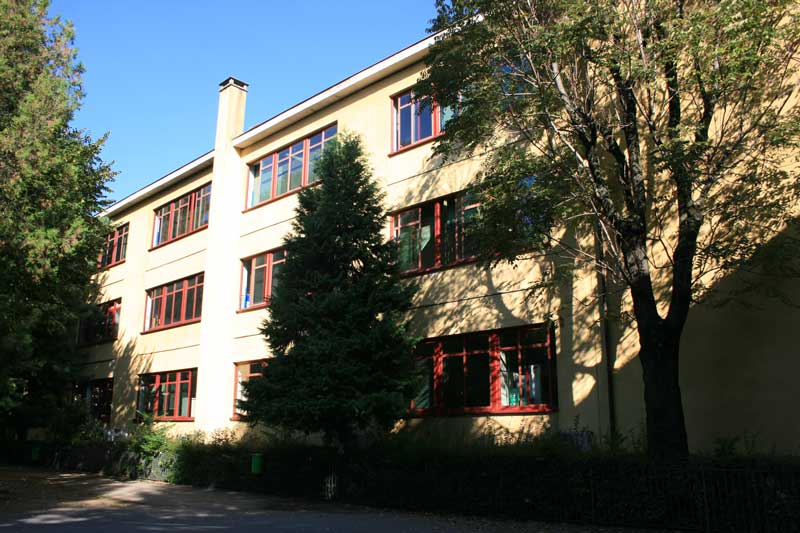 scuola secondaria di primo grado panzini