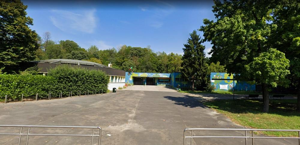 scuola primaria martin luther king ingresso