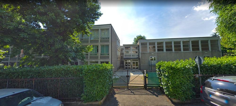 scuola primaria via meleri ingresso